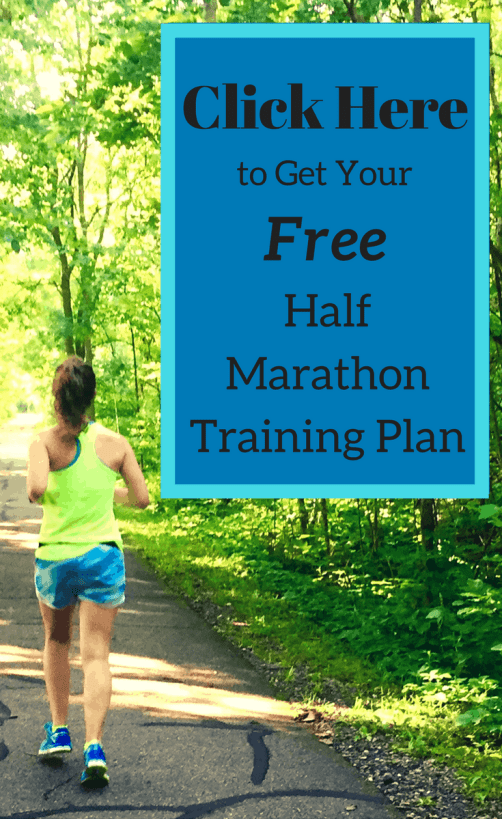 Half Marathon Training Plan
