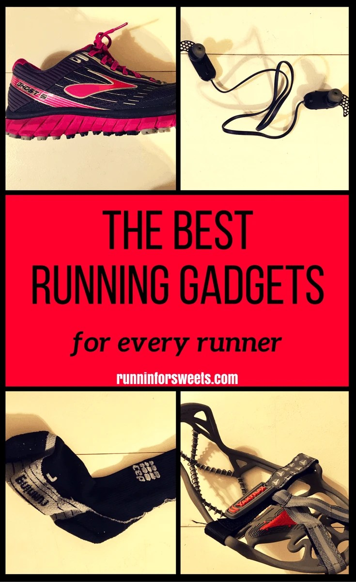 Whether you're a beginner or a pro, these running gadgets are must haves for every runner. From simplifying your run, to preventing injury and providing motivation, these are the best running gadgets out there!