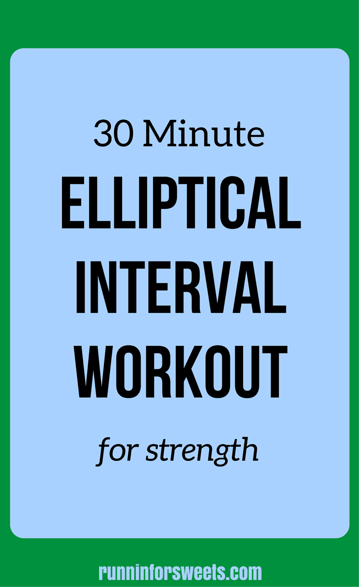Elliptical Workouts
