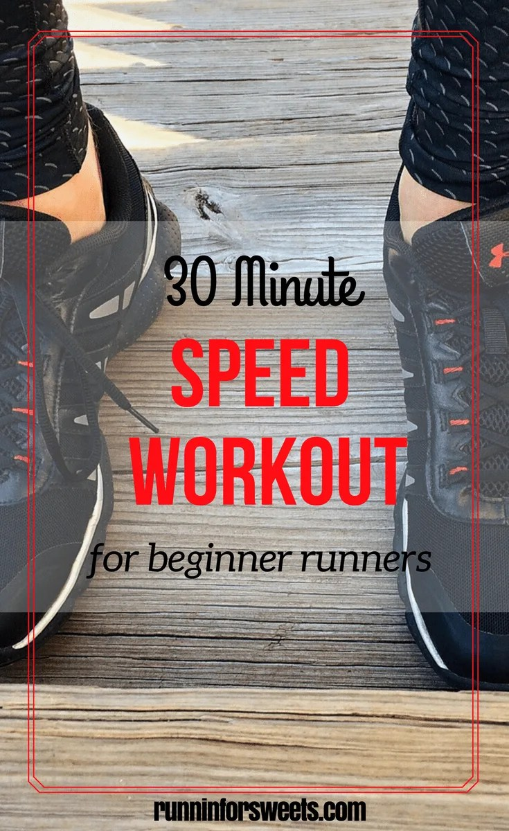 30 Minute Interval Workout | Speed Workouts for Every Type of Runner: Beginners and Professionals Alike