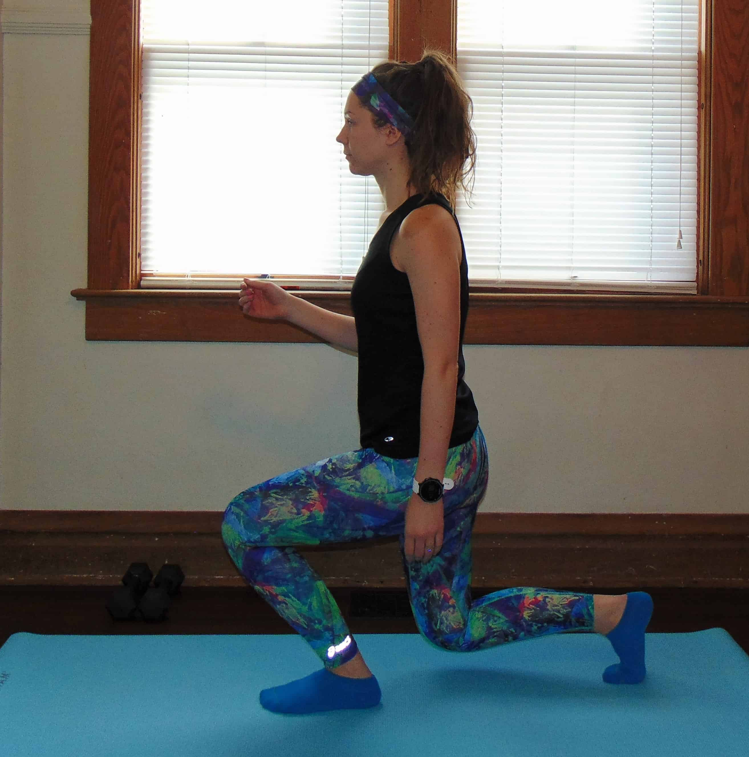 30 Day Strength Training Challenge for Runners. Incorporate these strength moves into your daily routine post run to stay injury free.