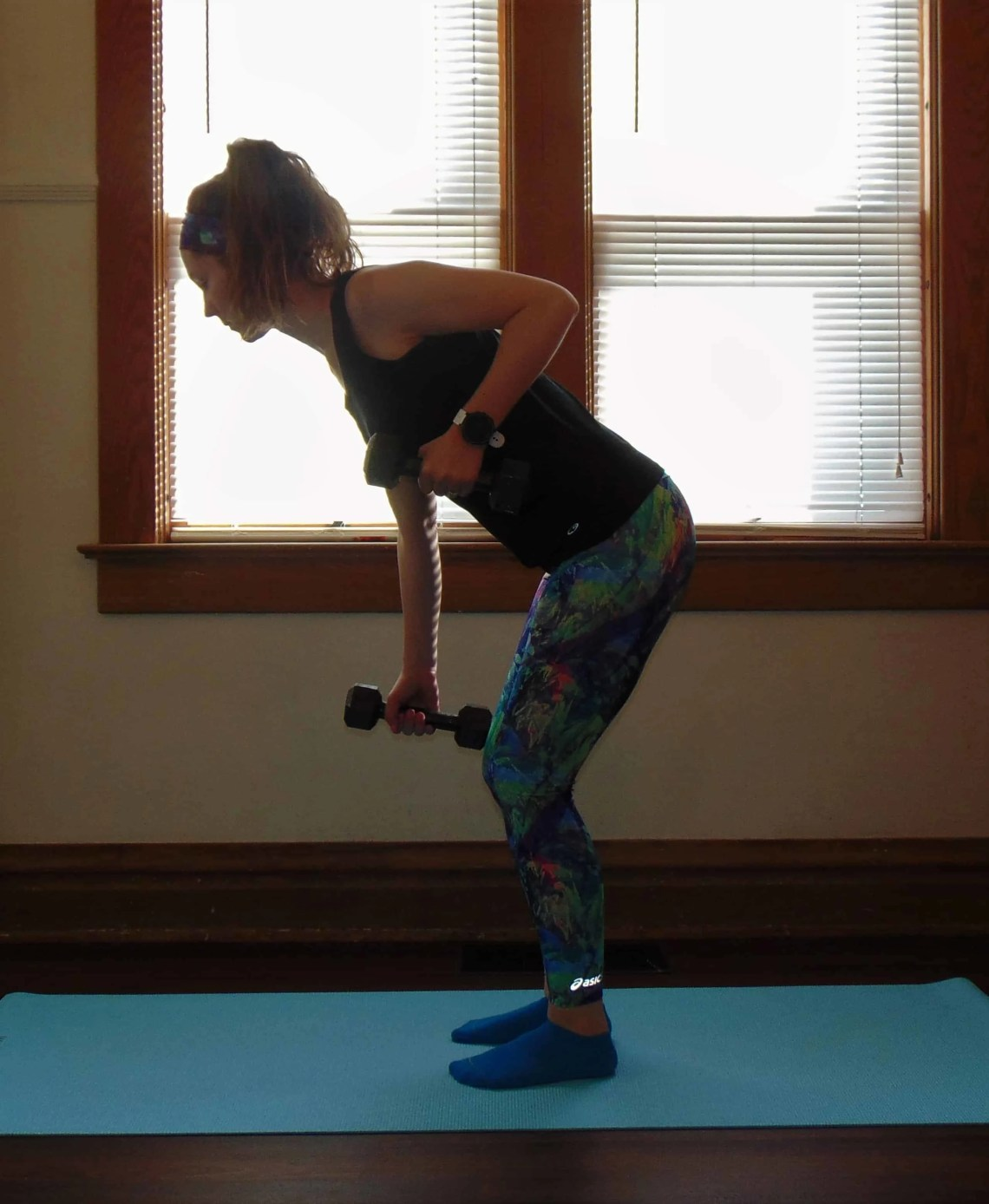 Workouts Runners Will Love: Dumbbell Workout