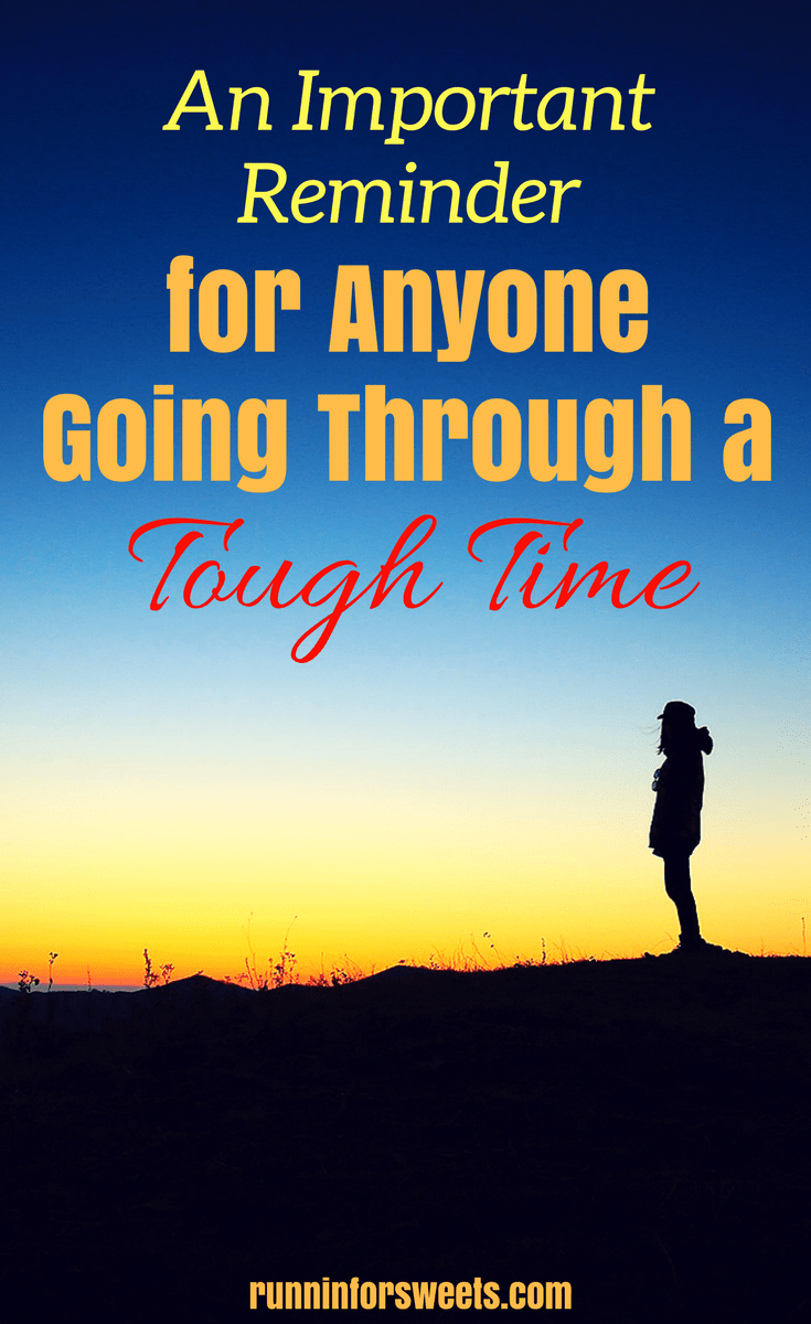 The Most Important Thing to Remember in Difficult Times: My Message for Anyone Going Through a Tough Time | It's always darkest before the dawn