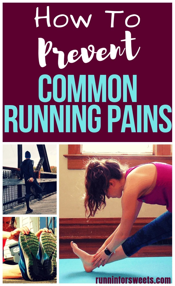 The truth about running pain is that it plagues most runners in different ways. Managing these aches and pains can be overwhelming and frustrating! Here are some tips you need to know if you're dealing with running pain. This article covers the most common sources of running pain (everything from your shins, hips, calves, ankles and feet to lower back) and what to do to treat them. #runningpain #runninginjuries