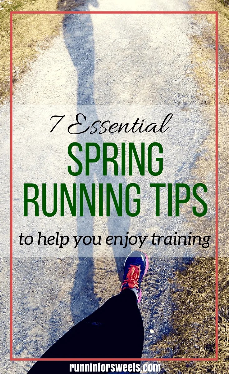 Spring running season always feels like a breath of fresh air after a seemingly endless winter. Take advantage of the newfound running motivation by using these 7 ways to bring your spring running to the next level. Keep up your running training motivation for life with these spring running tips to keep you going as the seasons change.