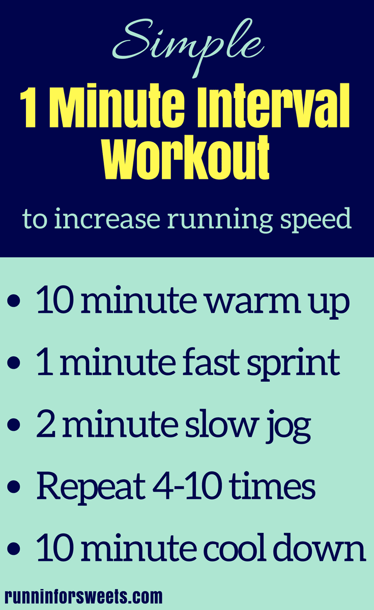 These outdoor running interval ideas for beginners will improve your  fitness quickly! Easily incorporate these
