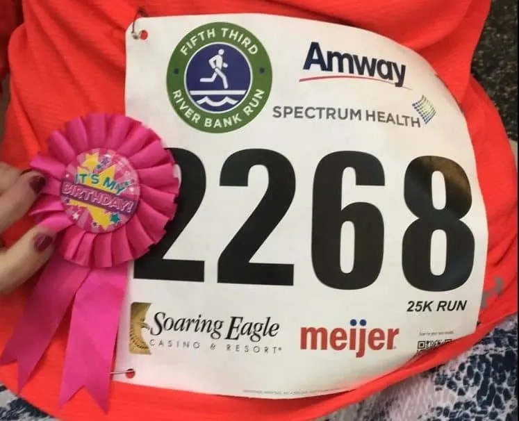 Fifth Third Riverbank Run: After months of 25k training, race day came and went. Here is my race recap for the most recent 25k run!