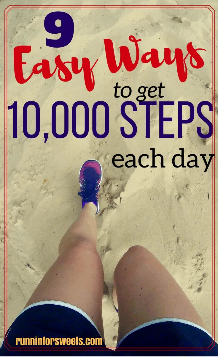 Trying to walk 5 miles, or 10,000 steps all at once feels like a huge chore. But we all know that the recommended daily activity level is 10,000 steps a day. So how is this possible without adding hours of exercise? Easy! Here are 9 clever tips on how to get 10,000 steps a day without adding any exercise. Whether you're at home or on the move, these ideas will help you increase your step count with ease. #10000steps #dailystepcount #stayingactive