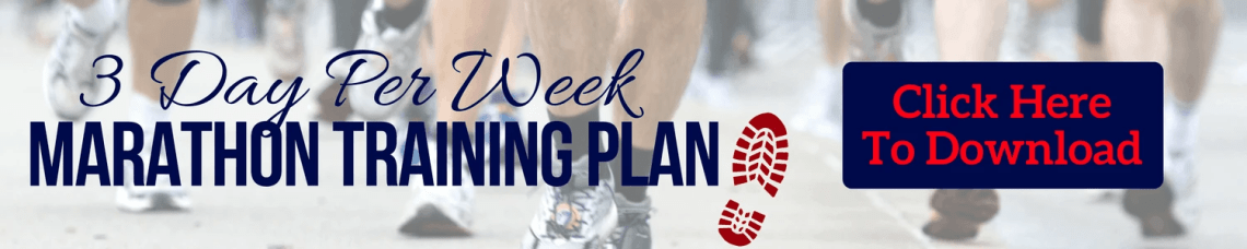 This low mileage running schedule has changed my life. It is possible to train for a marathon 3 days a week! This marathon training plan breaks down all the running workouts into 3 days per week. Train for a marathon to get faster and increase your fitness while still having a life. All runners should know these tips, whether they're beginners or pros!