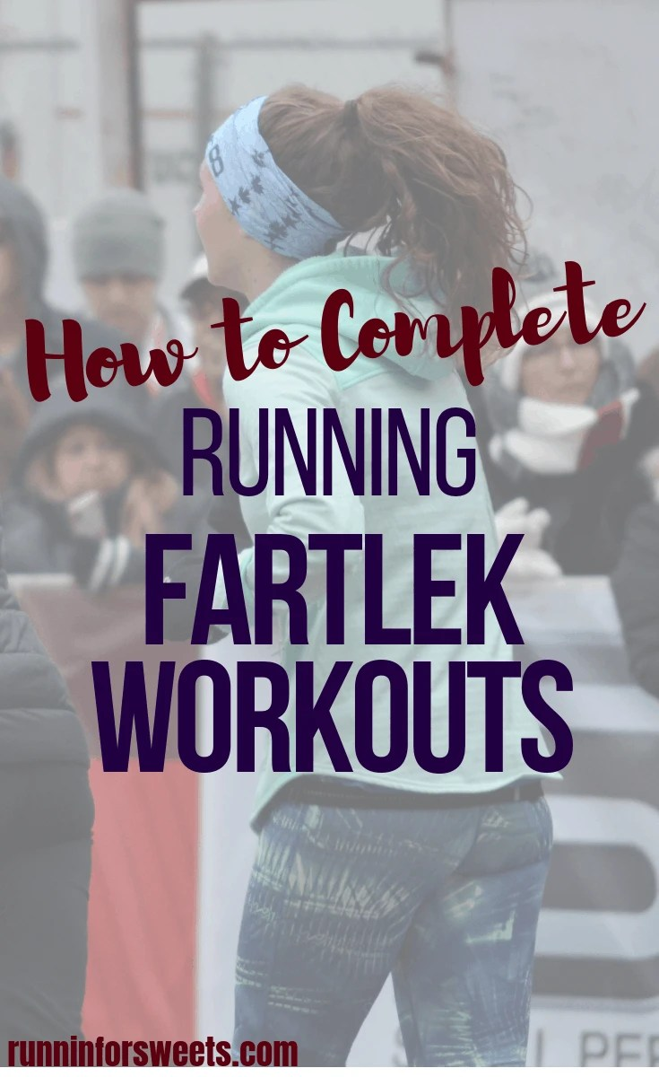 Fartlek training is a great way for runners to increase their speed. However, fartlek workouts are often confused with interval training. Here is everything you need to know to complete a successful fartlek run and use these running workouts to get faster quickly! #runningworkouts #fartlekworkout #fartlektraining