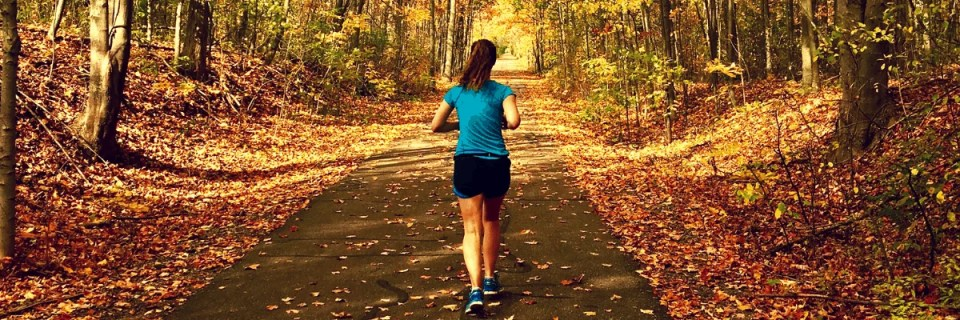 10 Reasons I'm Thankful for Running