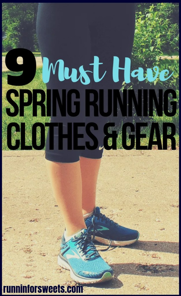 The ultimate guide to spring running gear and accessories! These products are a must have for this brand new season. Bring in the sunshine with all the cute clothes you will love. Whether it's rain, wind, or shine, these running outfits are great for any spring weather. #springrunning #runninggear #runningaccessories #runningoutfits