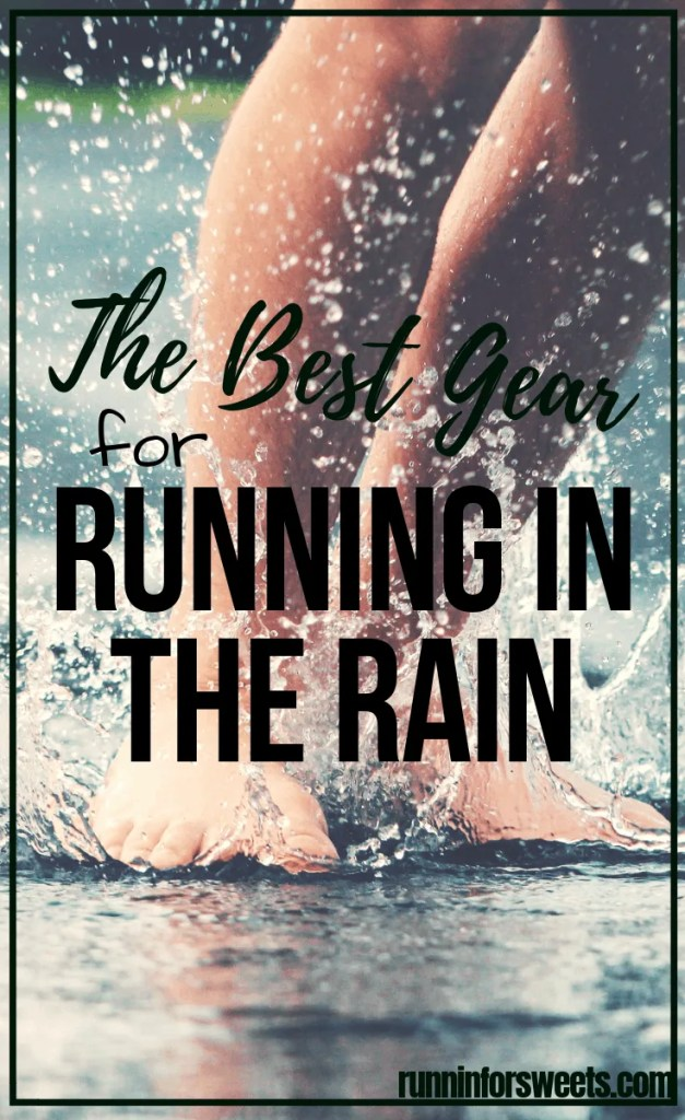 Running in the rain can bring some of the best experiences of training – as long as you wear the right running gear. Here is what to wear when running in the rain, from summer long runs to cold weather training. Check out the best running rain gear to keep you dry this season! #runningraingear #runninggear #runningintherain #runningjackets