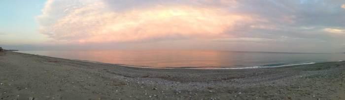 Παραλία Λεπτοκαρυάς Θάλασσα