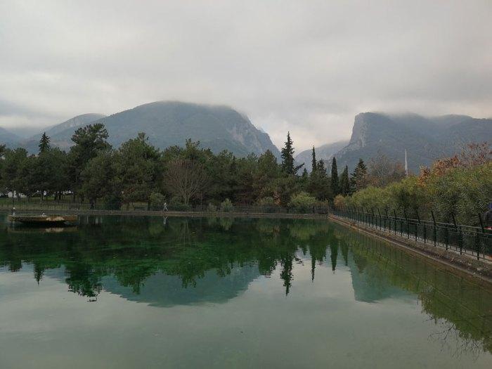 Πάρκο Λιτόχωρο Φαράγγι του Ενιπέα
