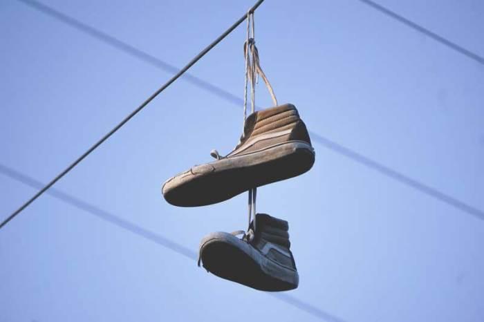 Λάθος αθλητικά παπούτσια στο τρέξιμο