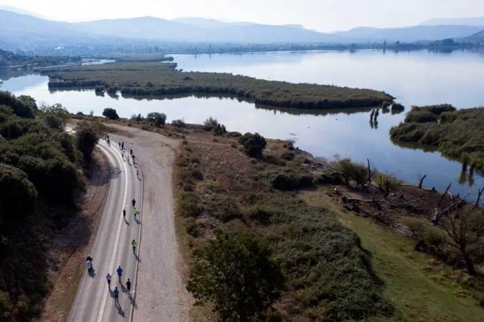 Ioannina Lake Run - Γύρος Ιωαννίνων  - Αγώνας Δρόμου Ιωάννινα