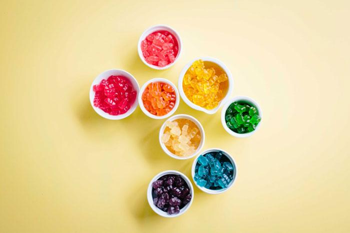 Ζαχαρωτά - Κενές θερμίδες - Ζάχαρη