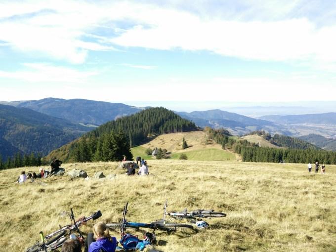 Zum Hinterwaldkopf