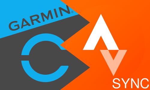 Garmin Connect und Strava synchronisieren
