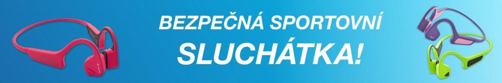 Reklama Sluchátka AMA BonELF X