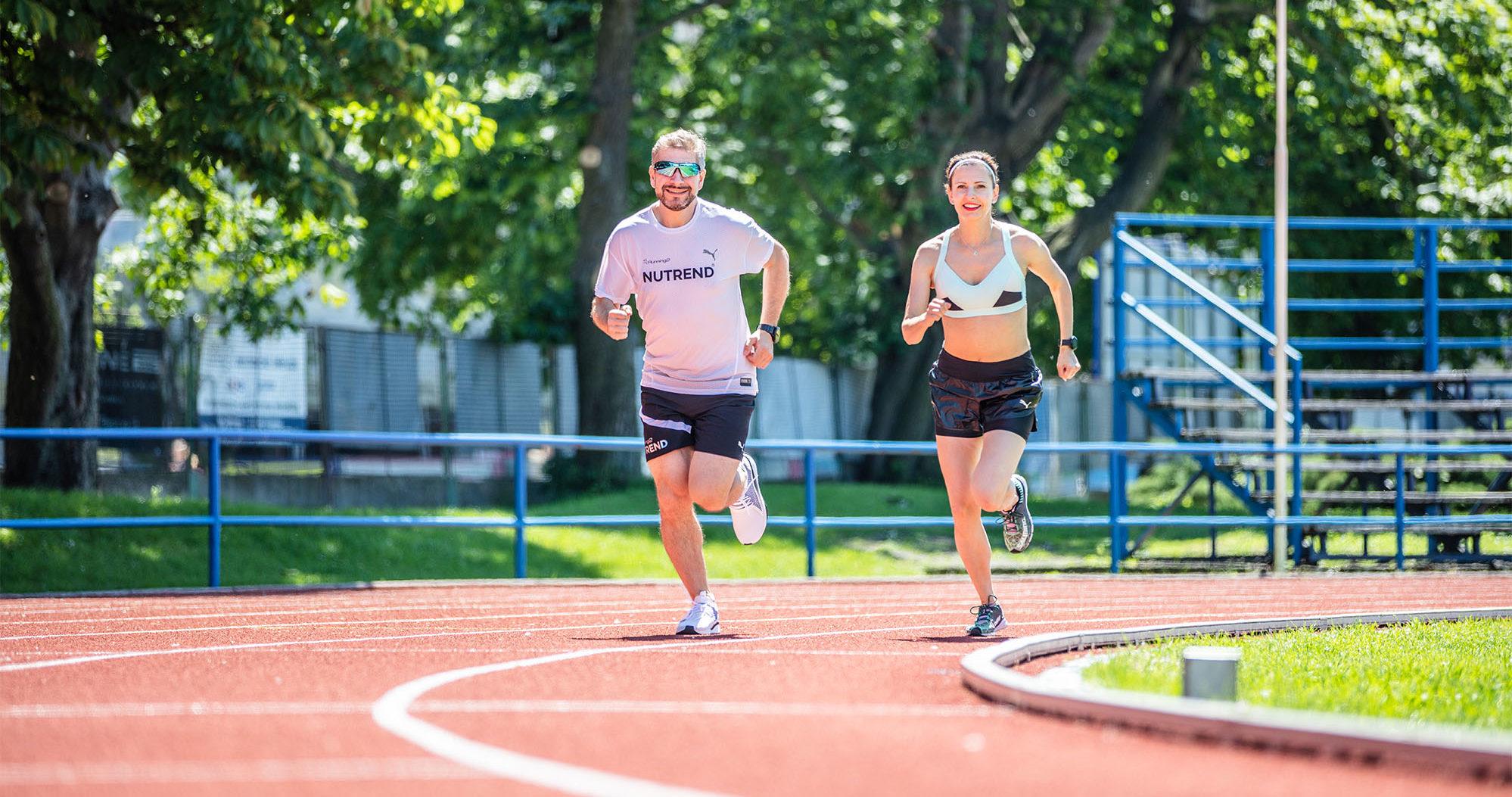 Jak běháme, když udeří vedra