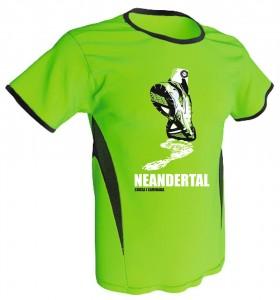 Camiseta Cursa Neandertal