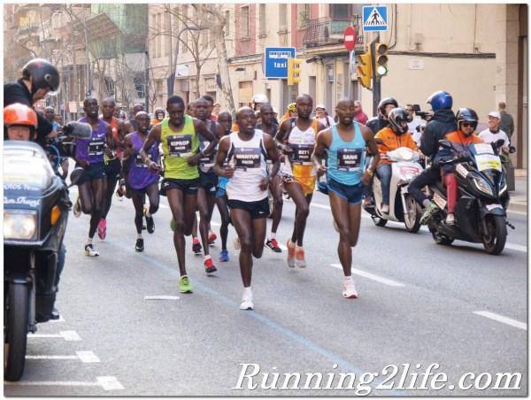 Maratón Barcelona 2016