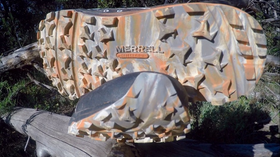 Merrell All Out Crush Though Mudder