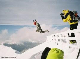 jump into winter