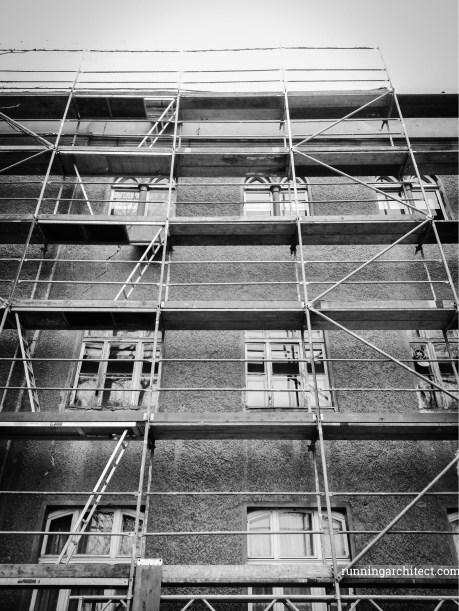 scaffholding