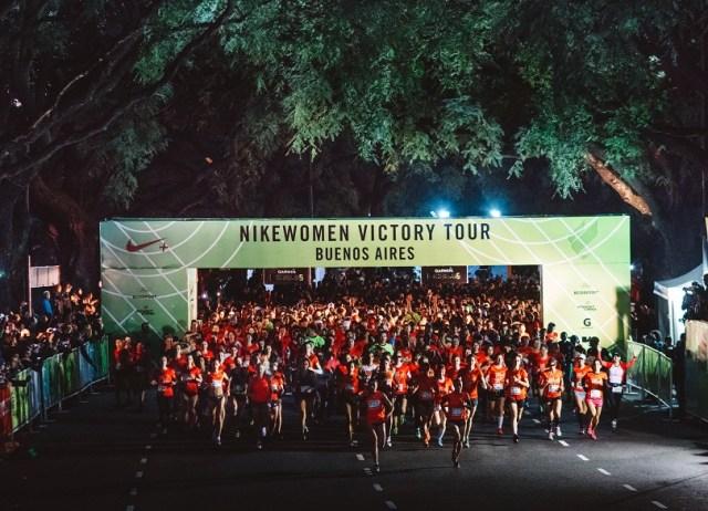 Nike Women Victory Tour 21k 2016
