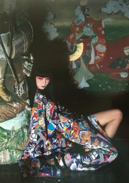 Sayoko Yamaguchi - photo credit tumblr