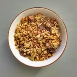 cereales maison