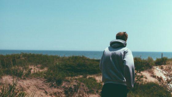 Hardlopen in de duinen
