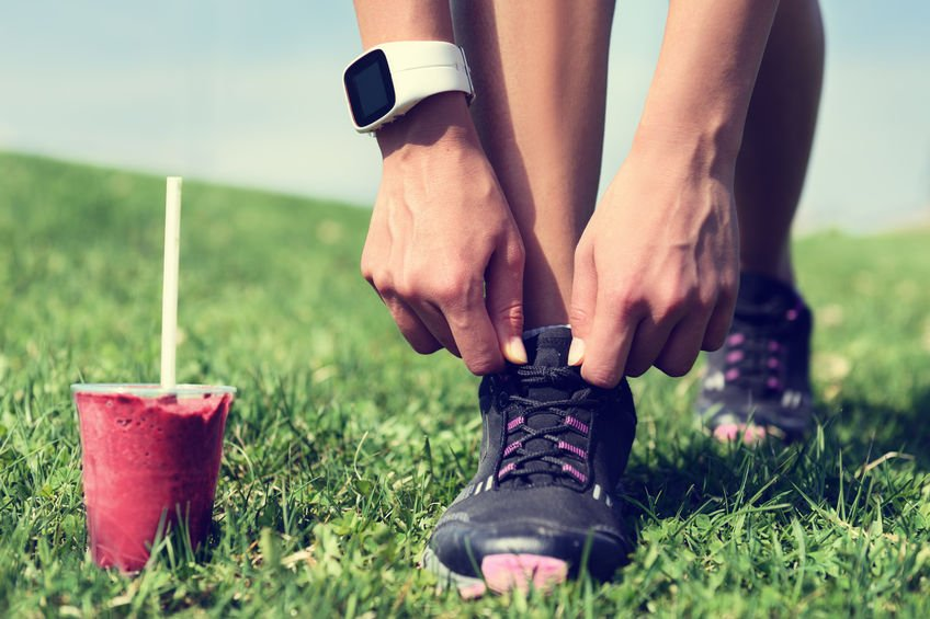 voedingstips hardlopen