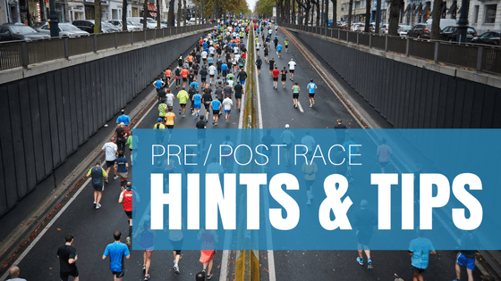 Hints & Tips Before Your First Half Marathon