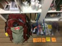 Osprey packing