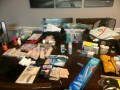 Toiletries and Med kit for Africa