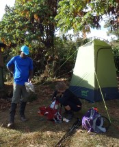 Rongai Route, Day 2