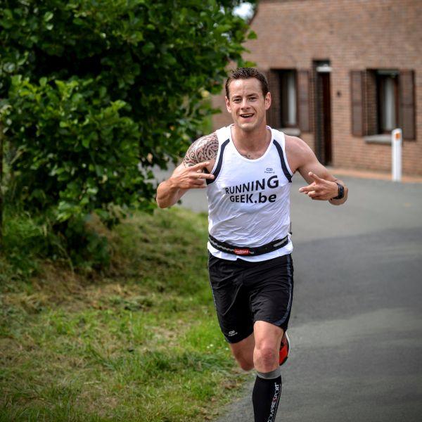 Rémy Castiaux, nouvel auteur sur Running Geek - crédit photo : L'Avenir