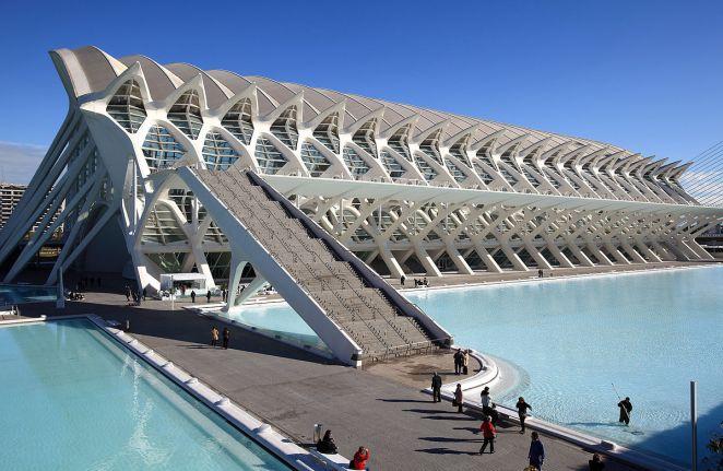 L'expo marathon et le retrait des dossards sont organisés au Musée Prince Felipe - crédit photo : Javier Yaya Tur (CAC, S. A.)