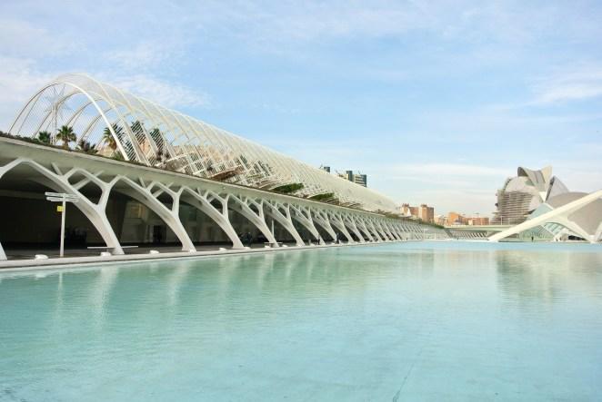 Le parking de l'Umbracle accueillera la consigne, les kinés et podologues - crédit photo : valencia.international