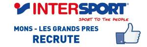 Intersport Mons recrute