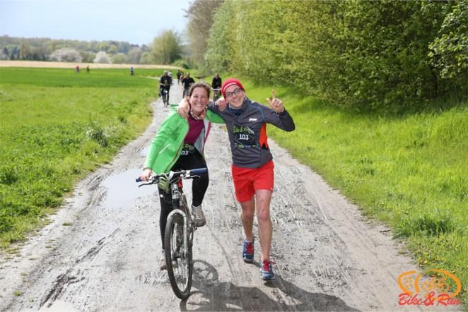 Le Run & Bike relie Leuven à Louvain-la-Neuve