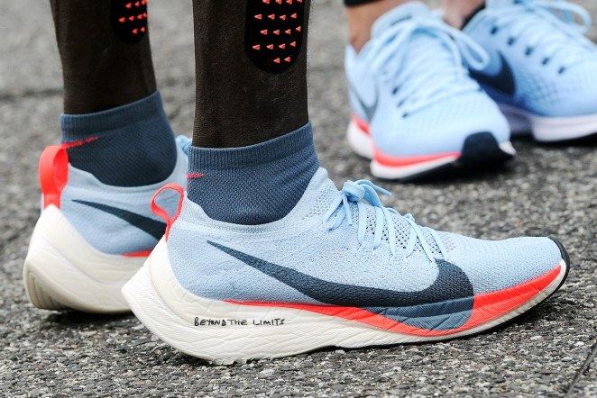 le dernier f2de3 d102e Test chaussures : Nike Zoom Fly – RUNNINGGEEK.BE
