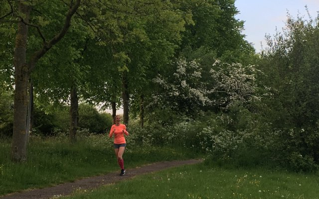 Running Girl van de week: Tamar!