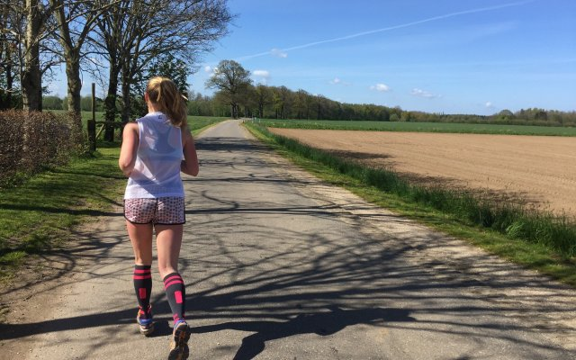 Running Girl van de week: Maartje!
