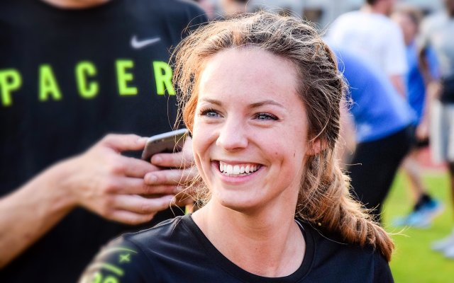 Running girl van de week: Marit!