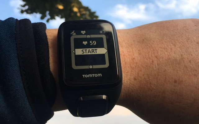 Review: TomTom Runner 2 Cardio